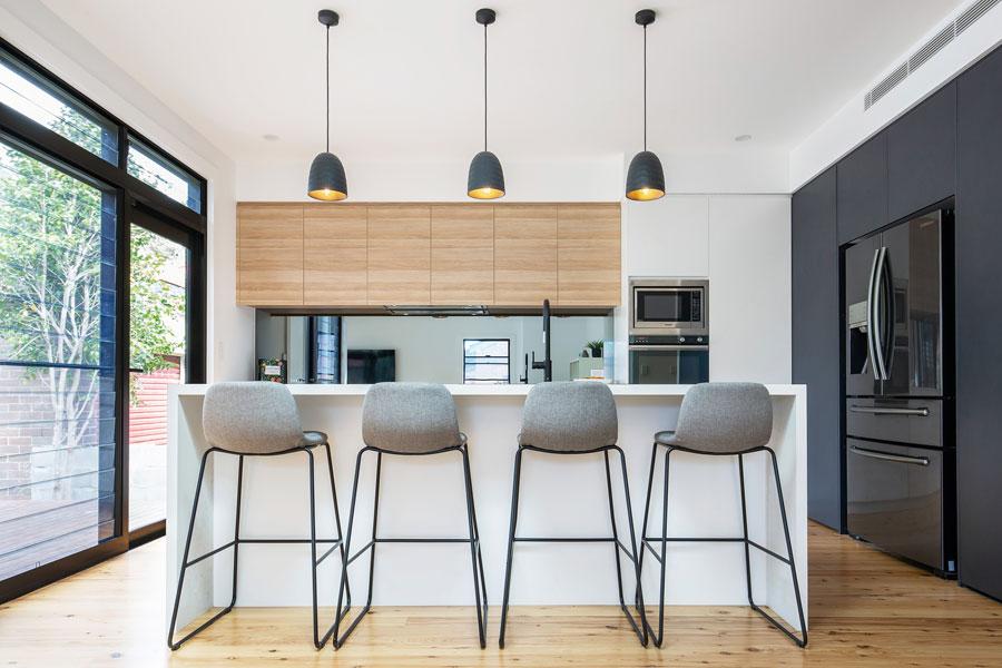 northern beaches kitchen design seaforth