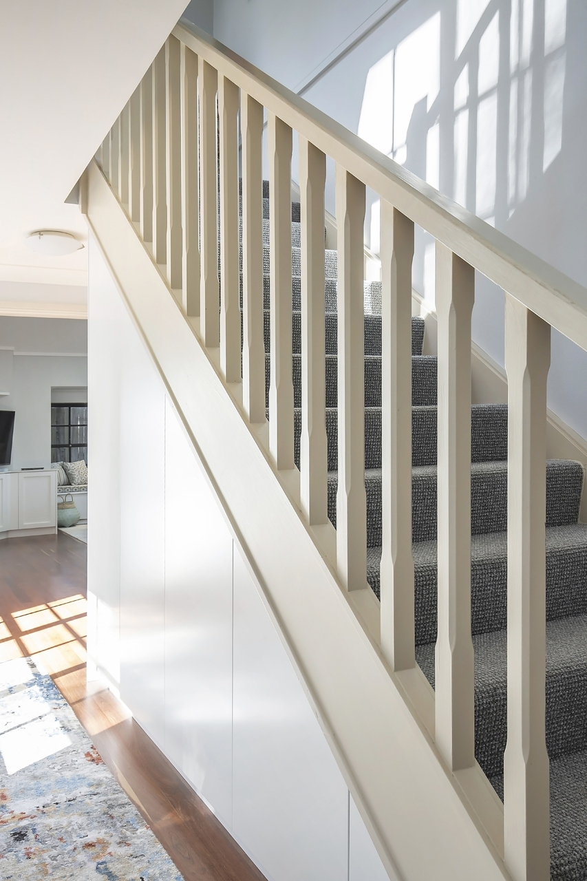 stair joinery northern beaches