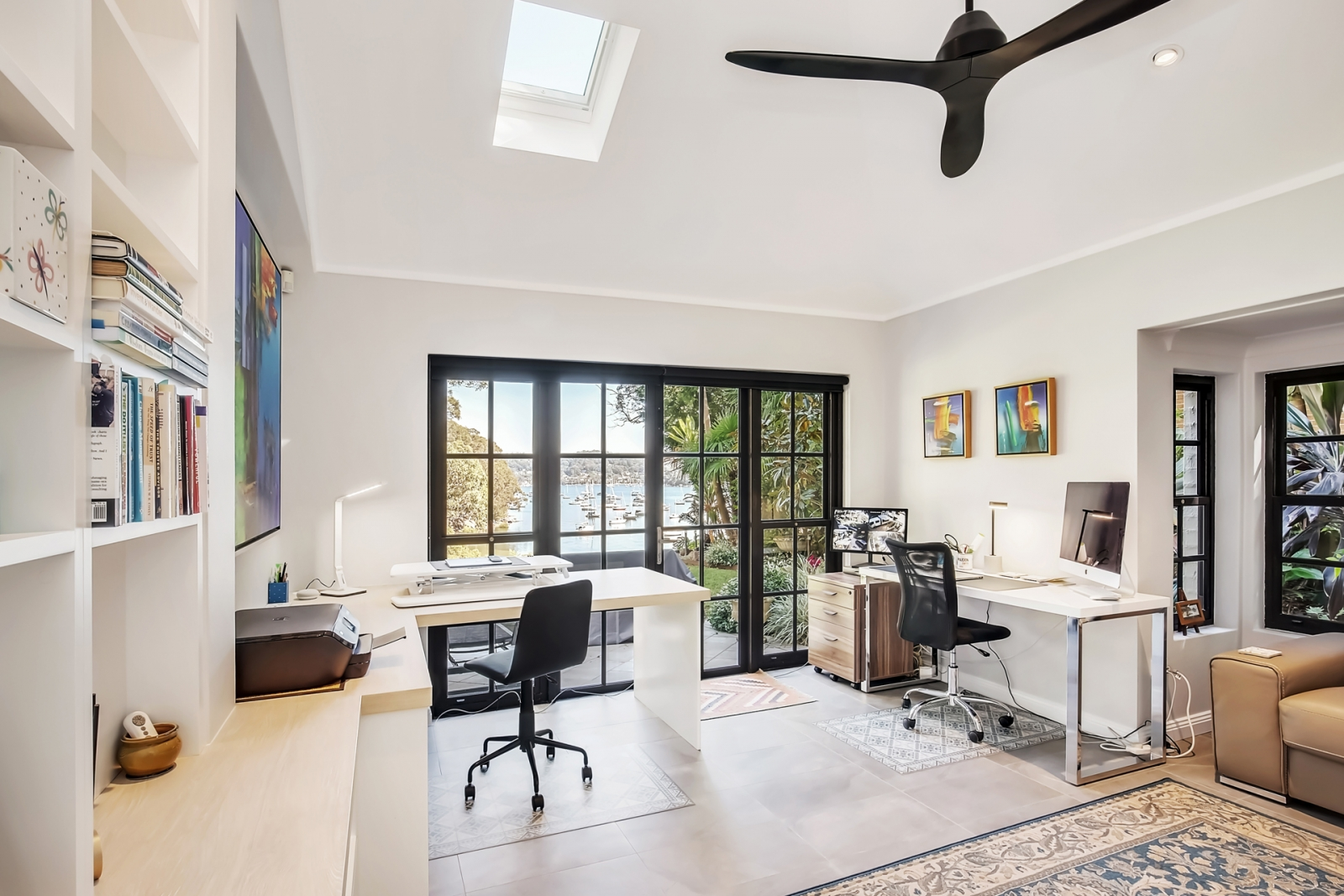 home office northern beaches
